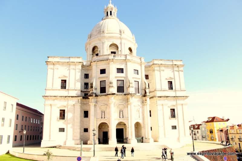 Panteão Nacional em Lisboa