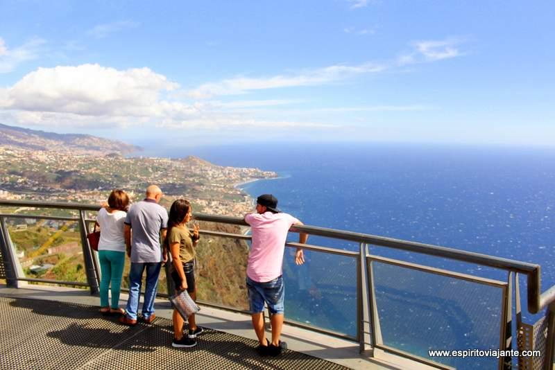 Cabo Girão - Visitar a Madeira