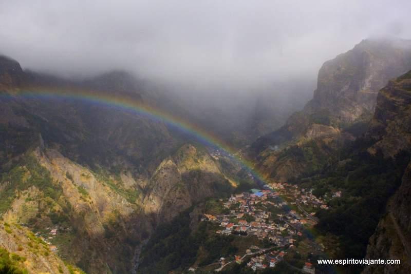 Curral das Freiras - Visitar a Madeira