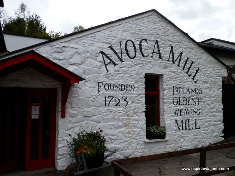 Avoca Mill  Wicklow - Irlanda