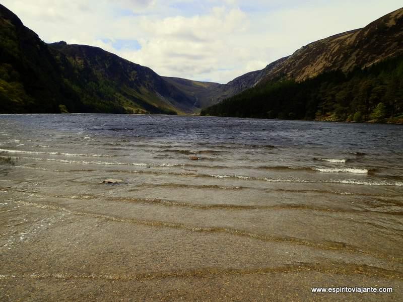 Upper Lake Wicklow - Irlanda