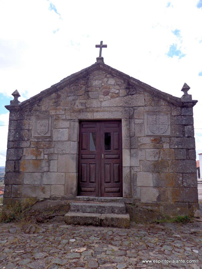 Capela de Stº António Aldeia Histórica de Belmonte
