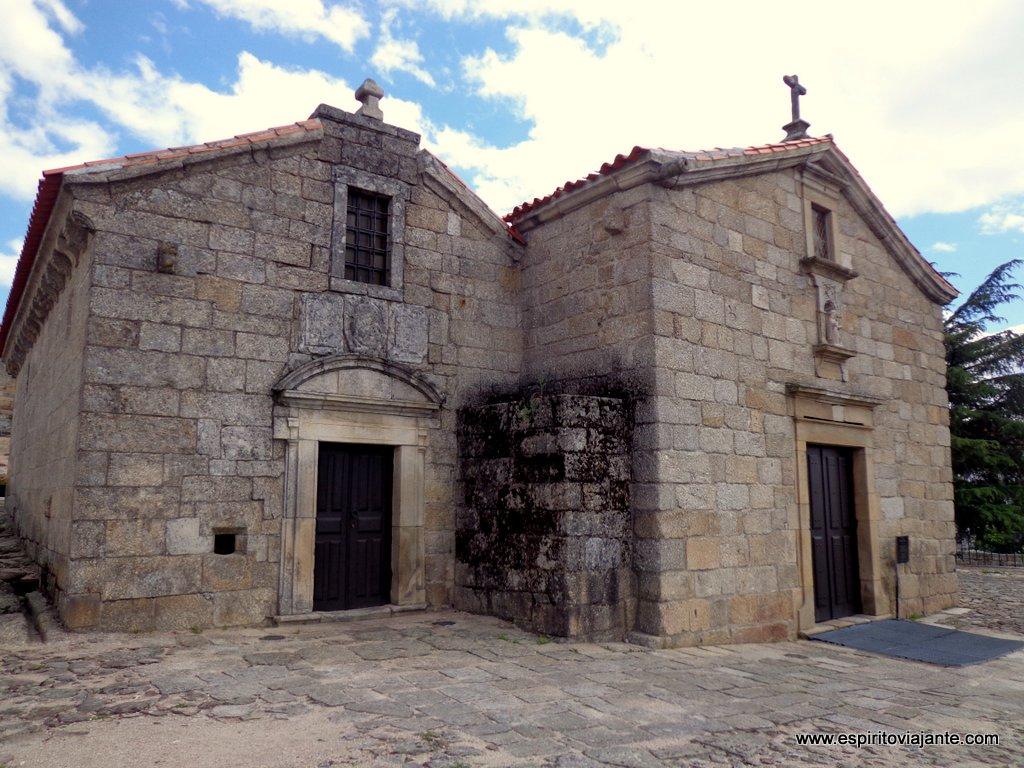 Igreja de S. Tiago Aldeia Histórica de Belmonte