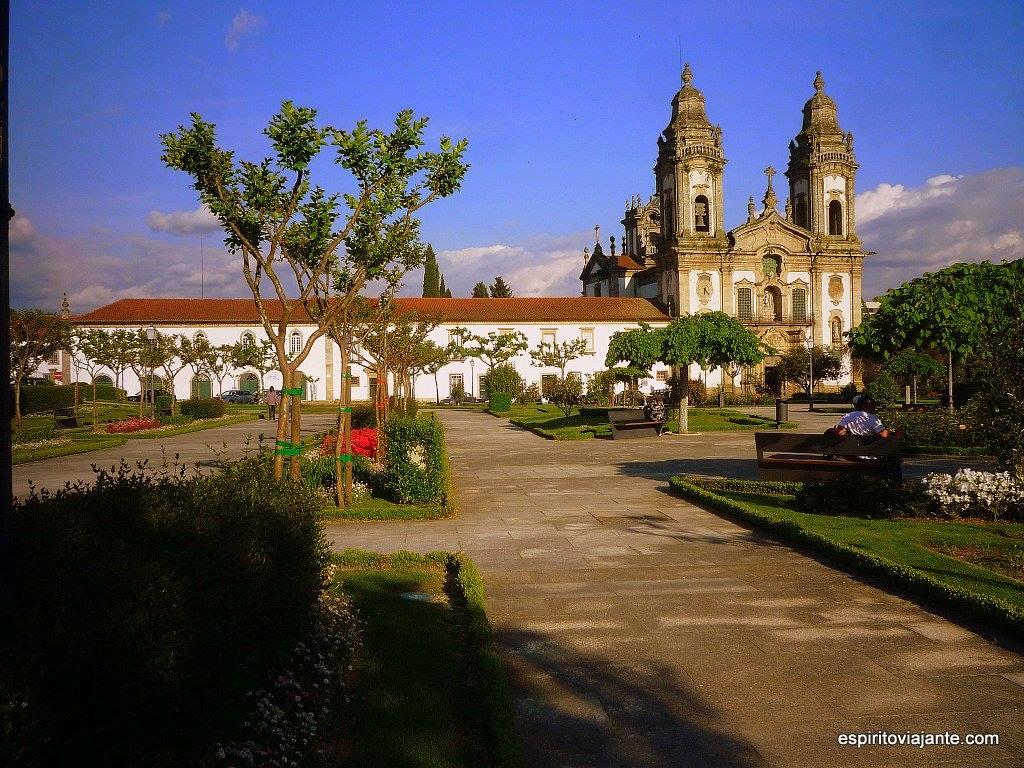 Mosteiro S, Miguel de Refojos - Visitar Cabeceiras de Basto