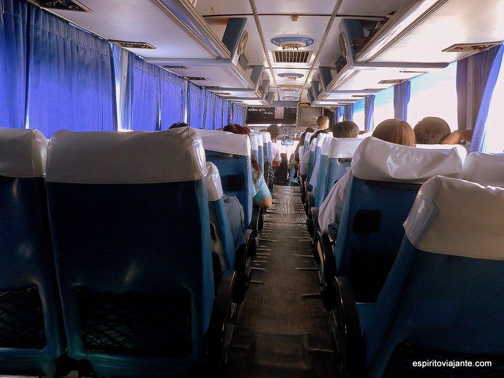 Autocarro - Sukhothai - Chiang Mai