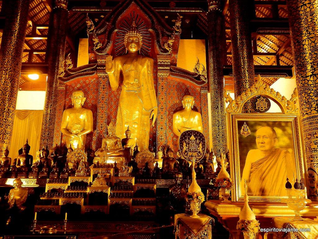 Visitar Chiang Mai - a capital cultural da Tailândia - Espírito Viajante