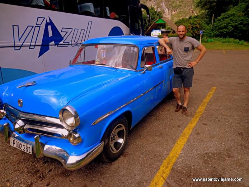 visitar Cuba carros americanos