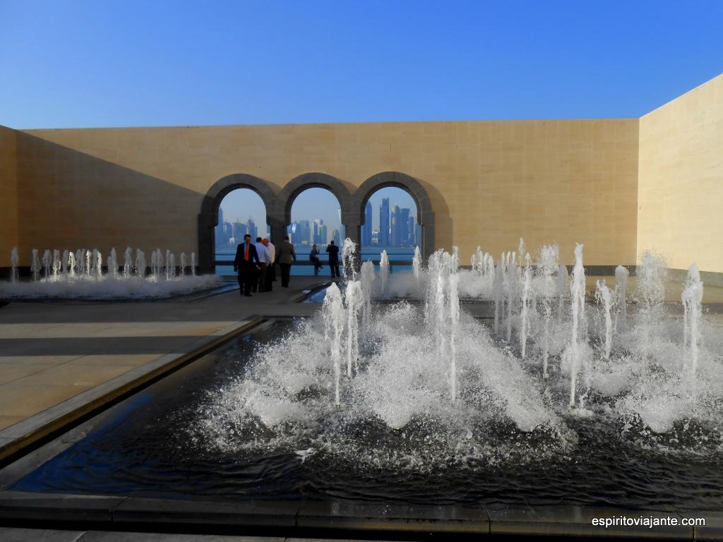 Museu de Arte islamica - Exterior