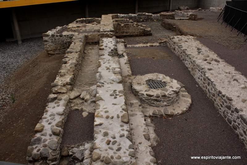 Arqueologia Funchal - visitar o Funchal