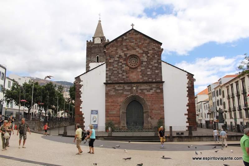 Sé visitar o Funchal