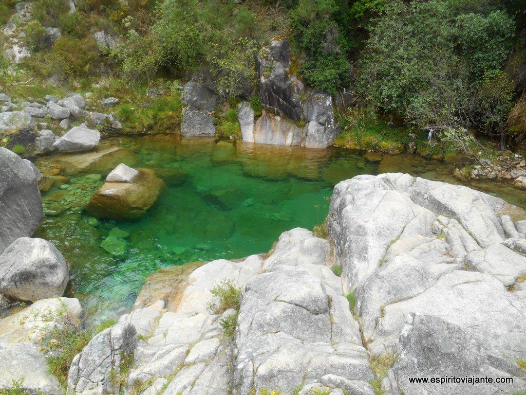 Corga da fecha - lagoa Geira romana