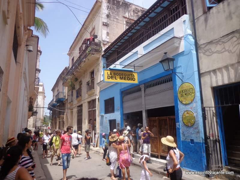 Havana bodeguita