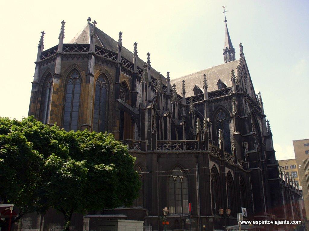 Catedral de Liège