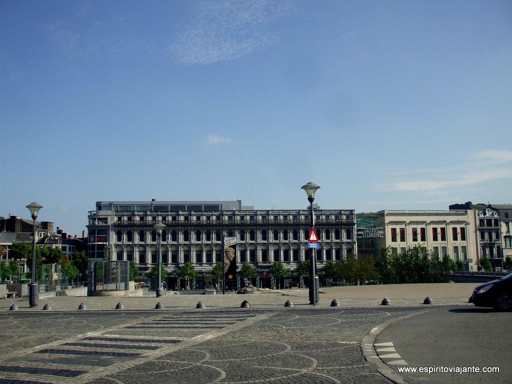 Praça St Lambert