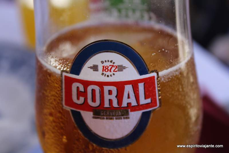 cerveja coral - viajar na Ilha da Madeira
