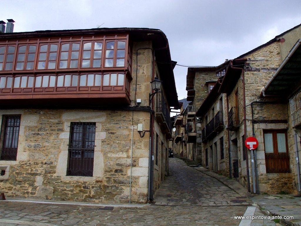 Puebla de Sanabria - Ruas