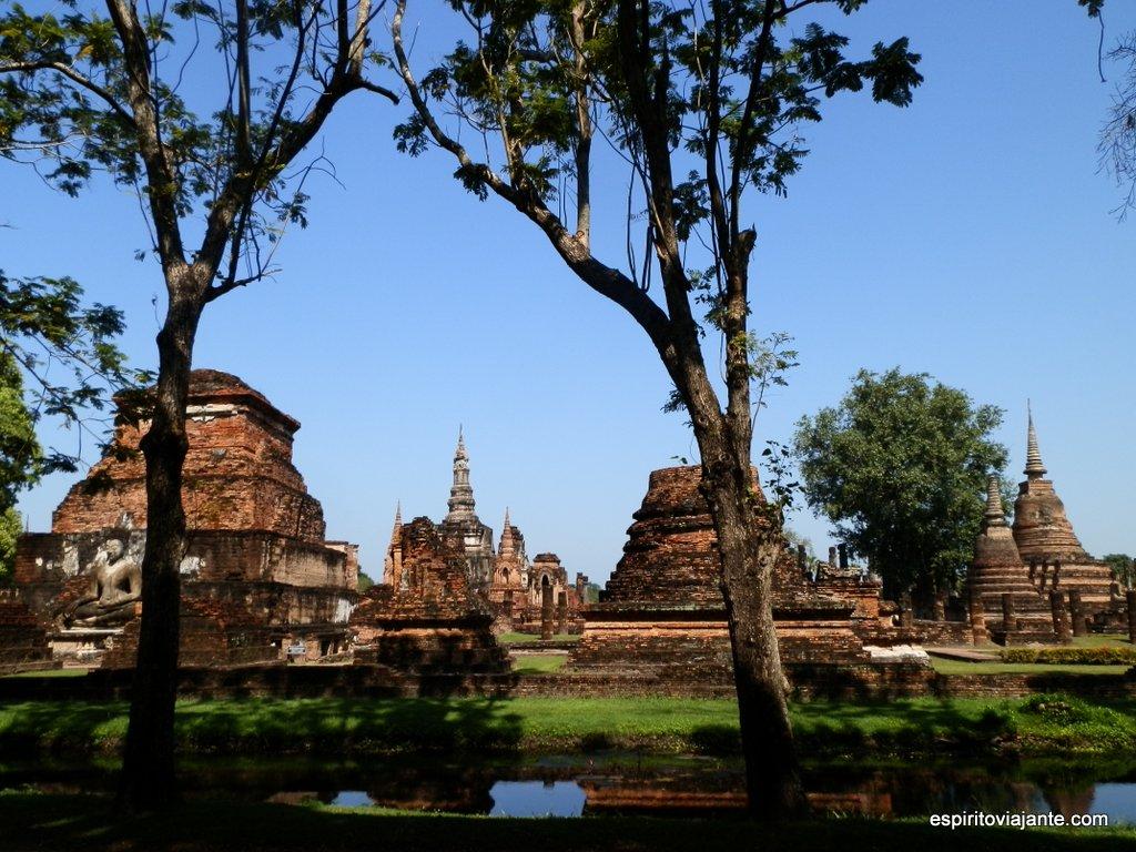 Parque Historico de Sukhothai