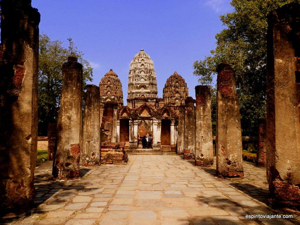 Parque Historico de Sukhothai - Wat Si Sawai