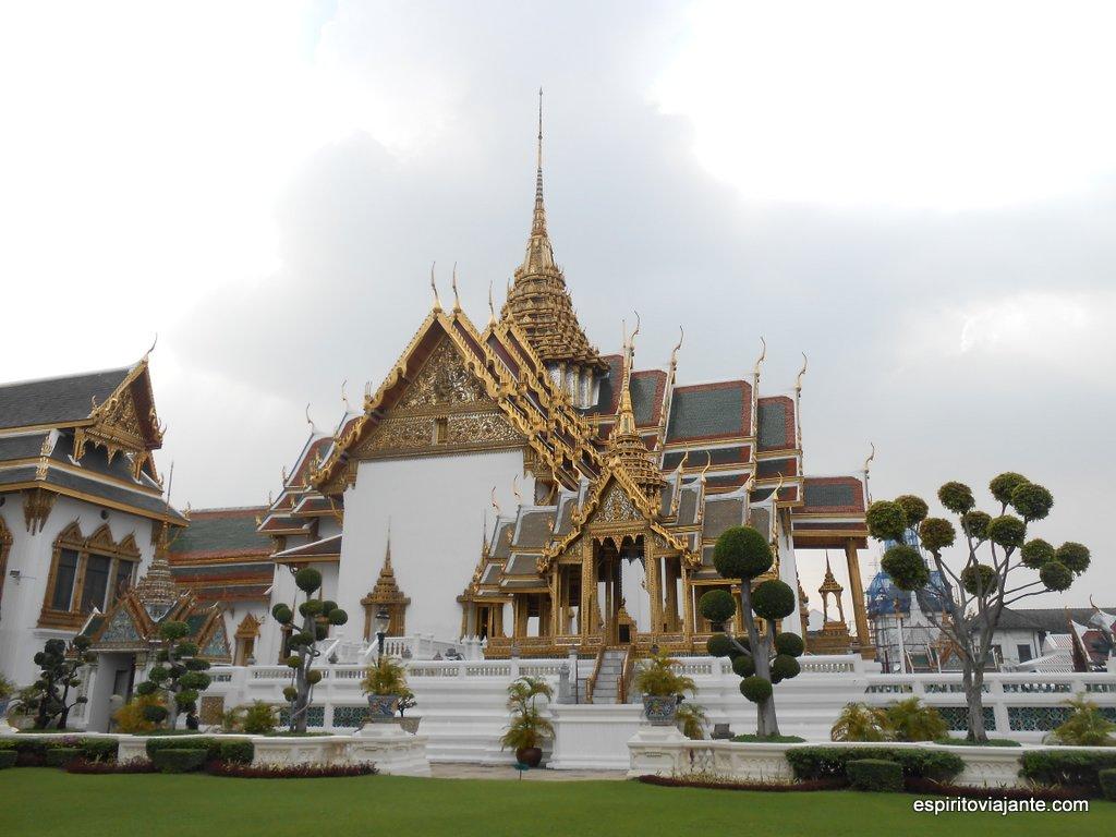 Bangkok - Grand Palace - visitar Bangkok