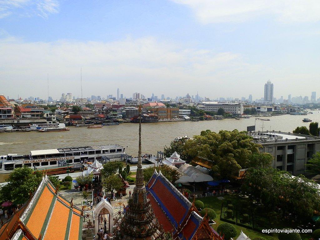 Wat Arun, visitar Bangkok