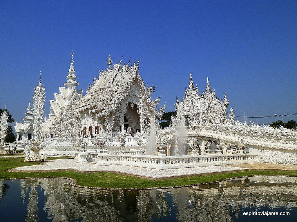 Templo Branco, Wat Rong Khun