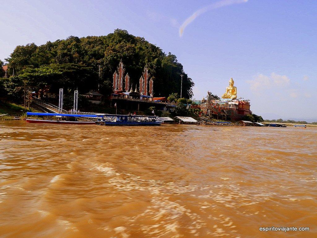 Triângulo Dourado - Rio Mekong