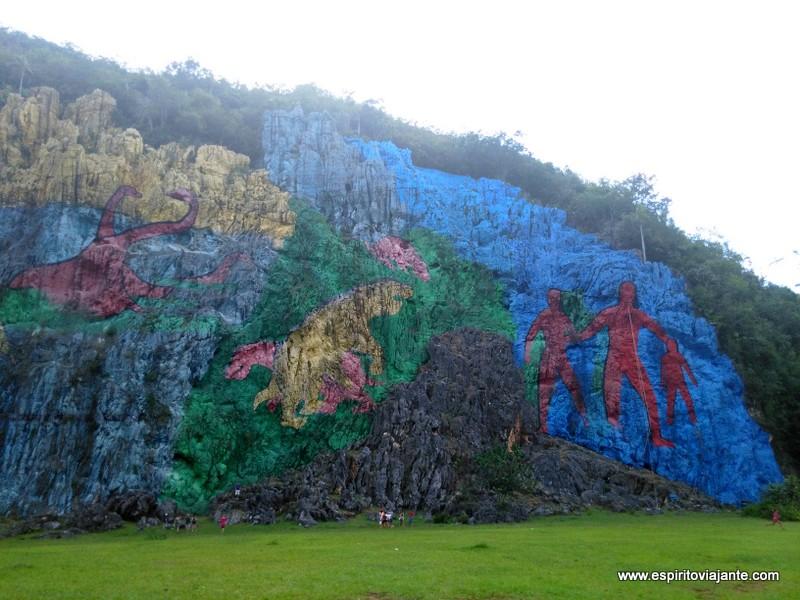 mural pre historia