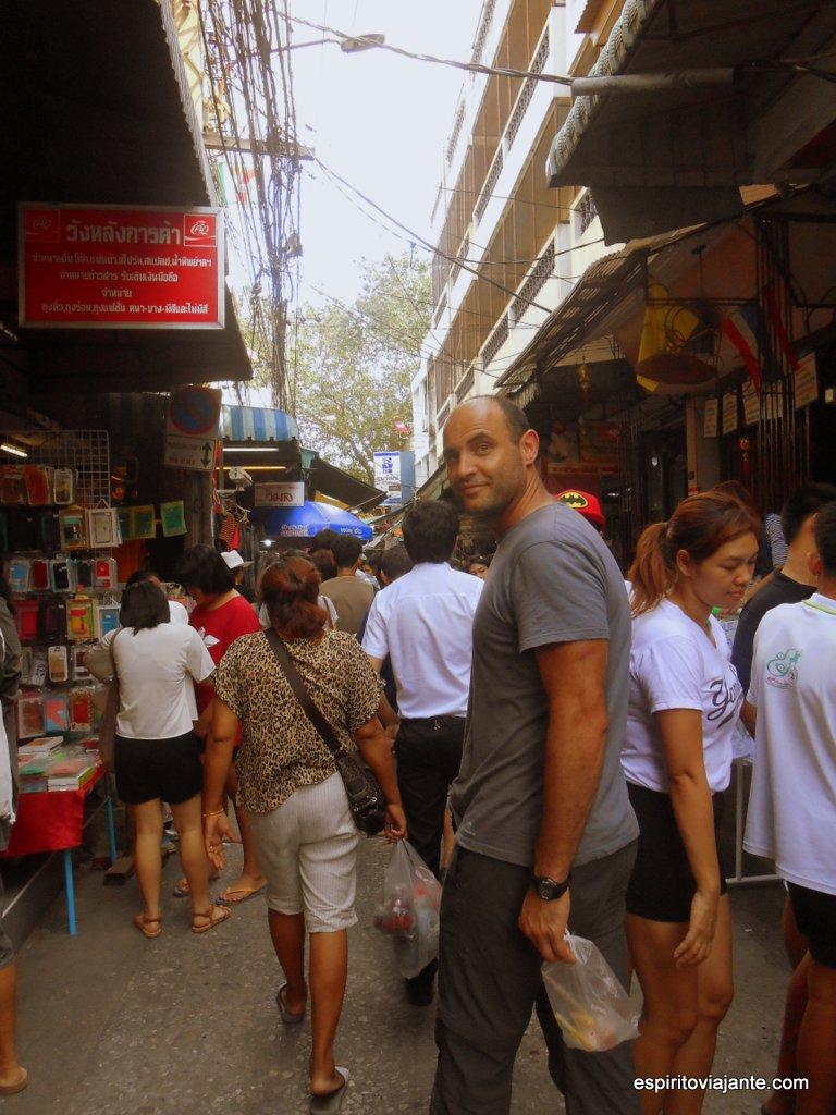 Wang Lang Market - visitar Bangkok