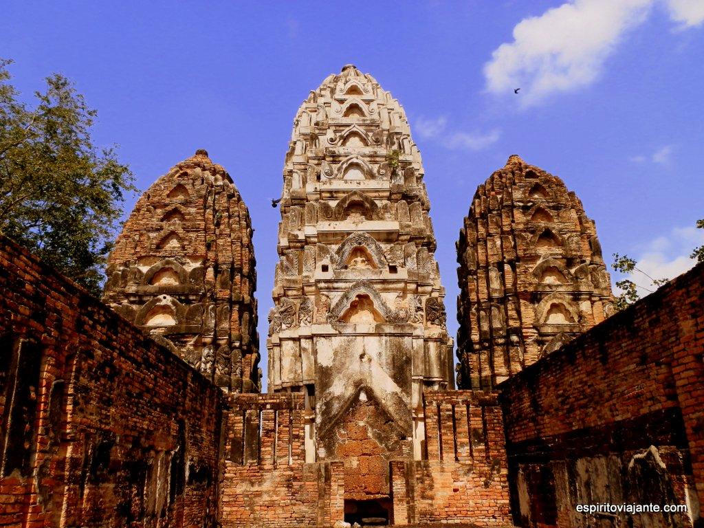 Parque Histórico de Sukhothai (UNESCO)