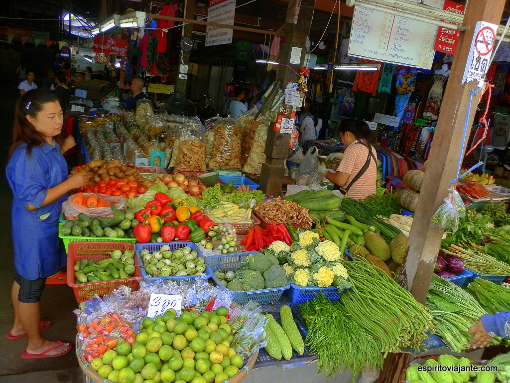 Chiang Mai – a capital cultural da Tailândia
