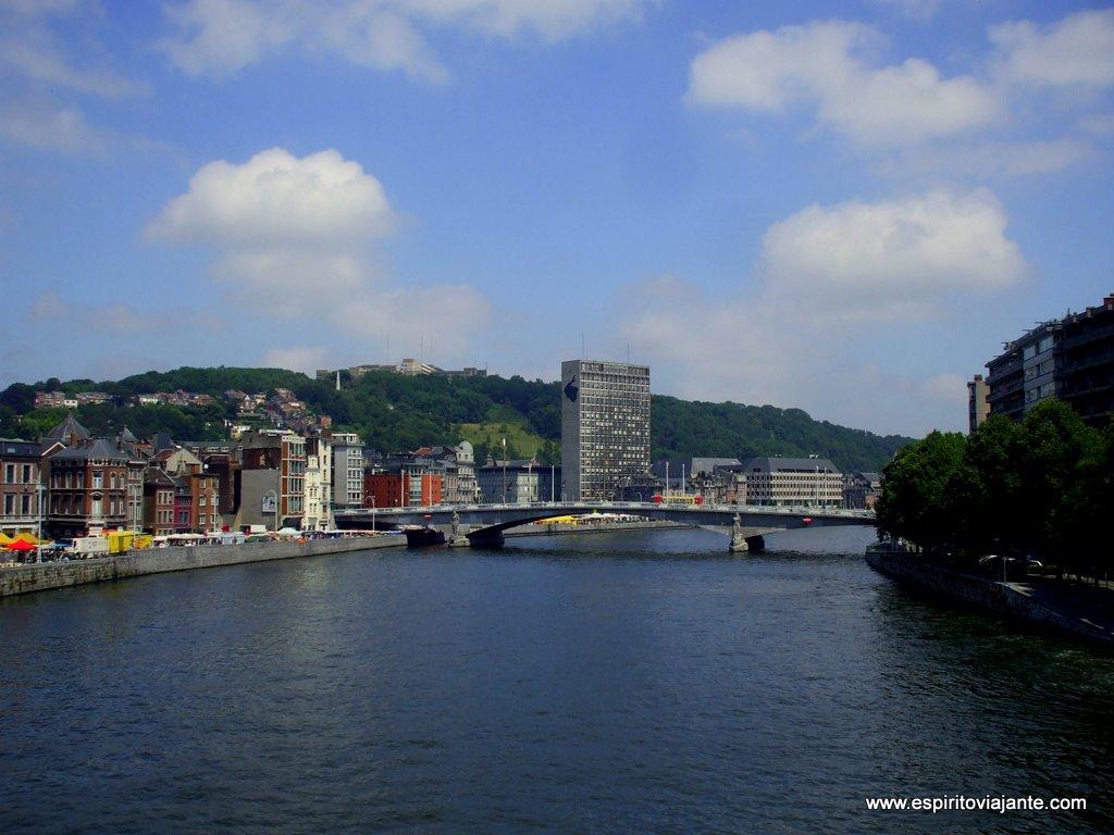 Liège: o que visitar