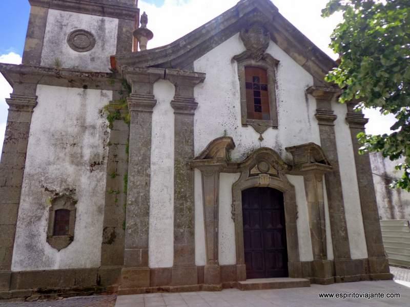 Igreja de Santa Maria-Trancoso