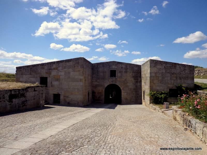 Muralhas da Praça Forte Almeida - Aldeia Histórica de Almeida