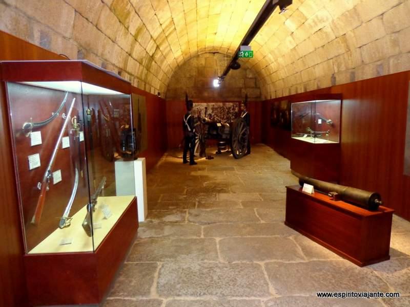 Museu Militar Aldeia Histórica de Almeida