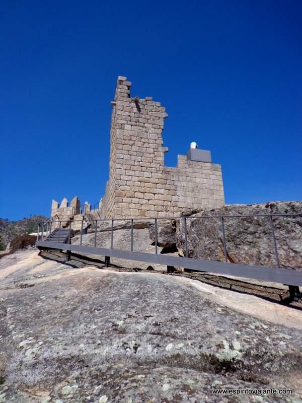 Aldeia Histórica de Castelo Novo Castelo Portugal Fotos