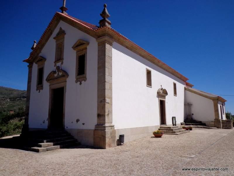 Aldeia Histórica de Castelo Novo Igreja Matriz Portugal