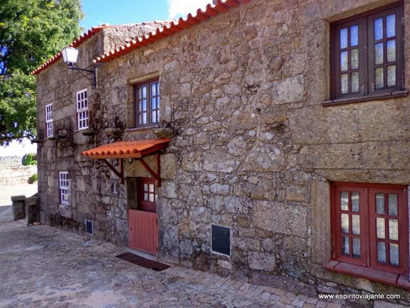 Aldeia Historica da Sortelha Casas