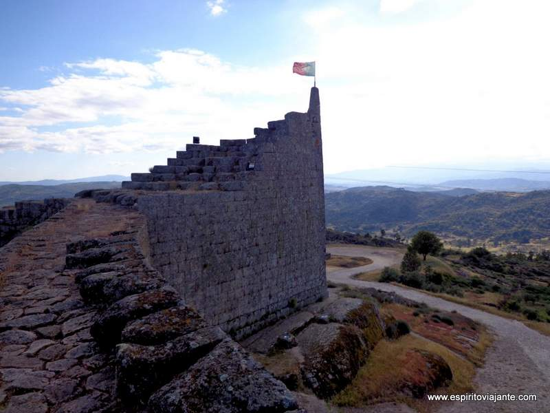 Aldeia Historica da Sortelha Torre do Facho