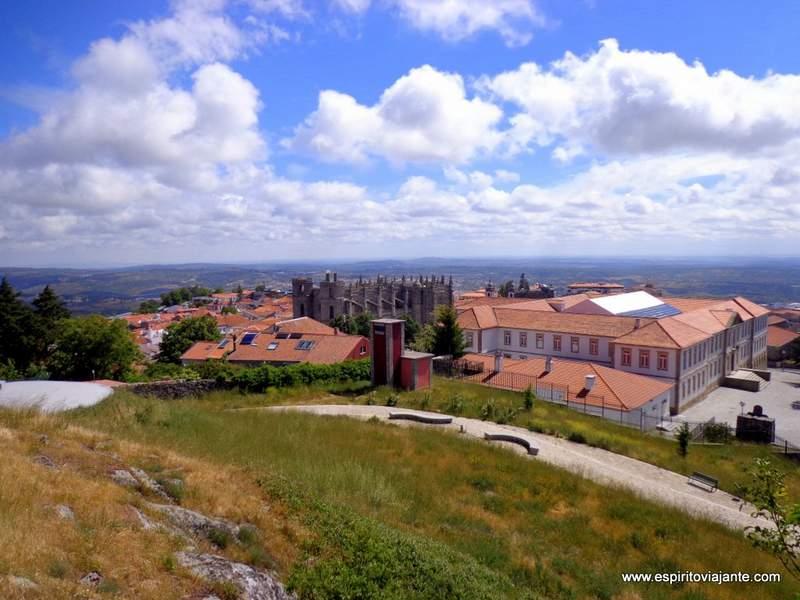 Cidade da Guarda Beira Portugal