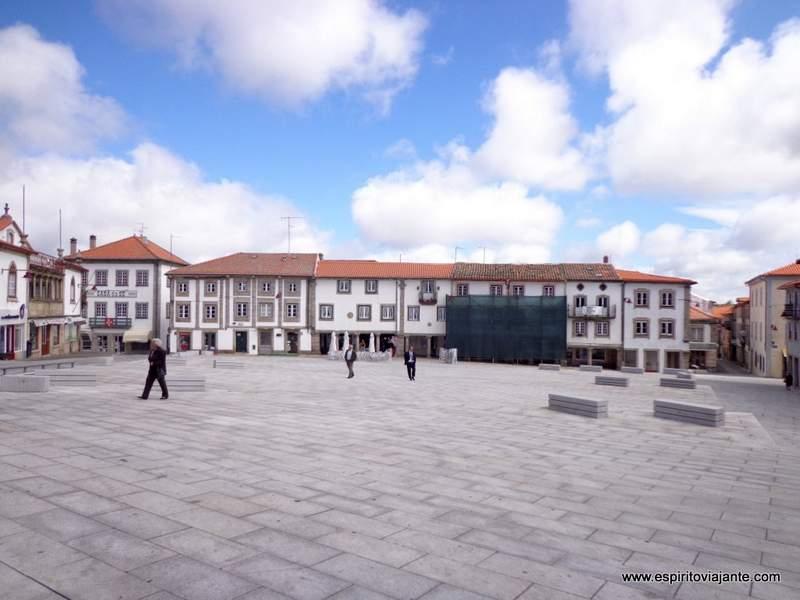 Cidade da Guarda Centro Historico-Portugal