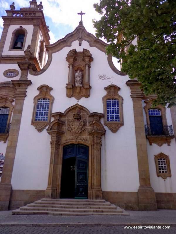 Igreja da Misericordia Guarda Portugal