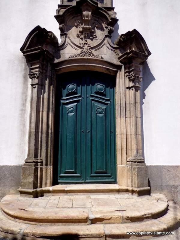 Igreja de S. Vicente Guarda Portugal