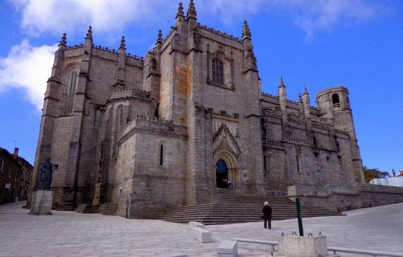 Sé da Guarda Catedral Portugal