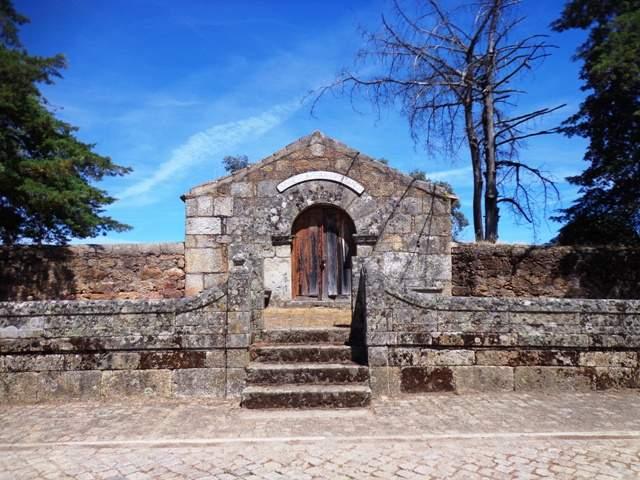 Capela de S. Sebastião – Aldeia Histórica de Idanha a Velha