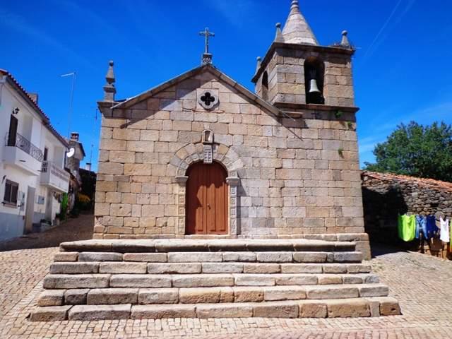 igreja matriz Aldeia Histórica de Idanha a Velha-foto
