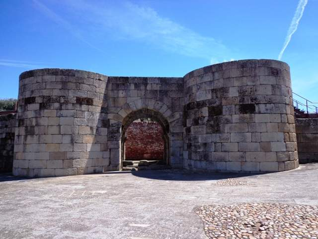 muralhas romanas Aldeia Histórica de Idanha a Velha