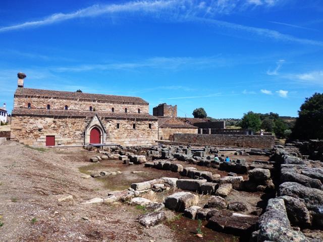 Visitar a Aldeia Histórica de Idanha a Velha - Espírito Viajante