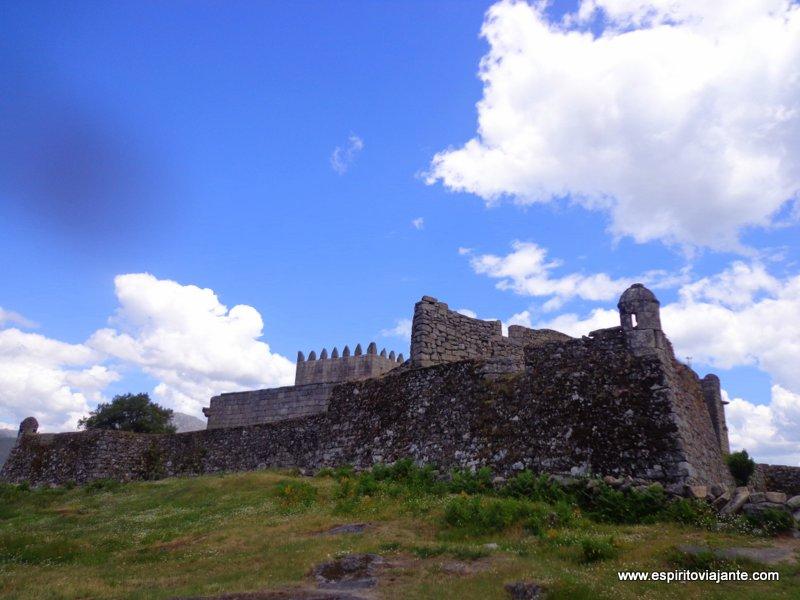 Aldeia do Lindoso - Castelo