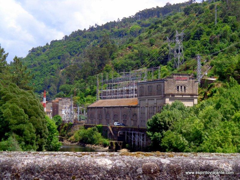 Aldeia do Lindoso - Central hidroeletrica