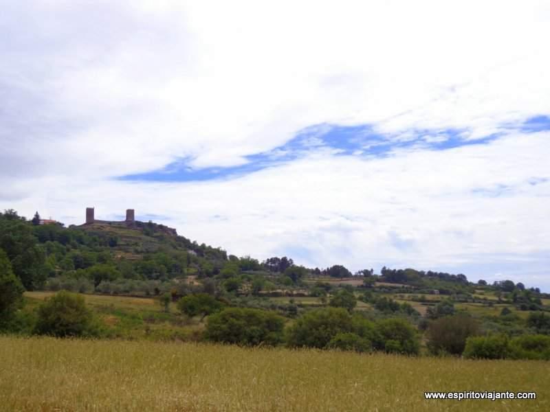 Castelo de Linhares da Beira - Aldeia Historica de Linhares-foto